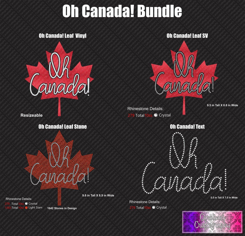 Oh Canada! Bundle