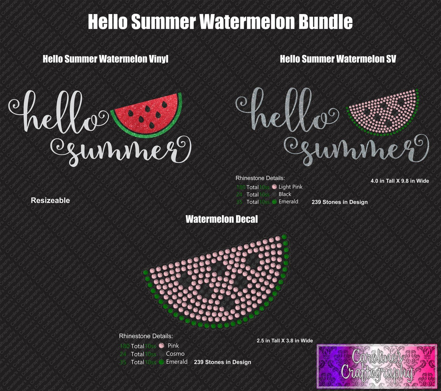 Hello Summer Bundle