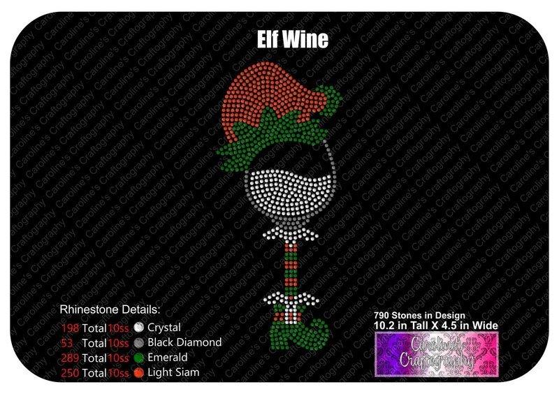 Elf Wine Glass
