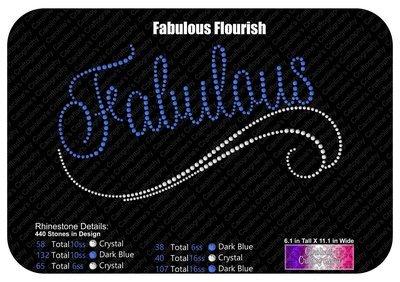 Fabulous Flourish Stone