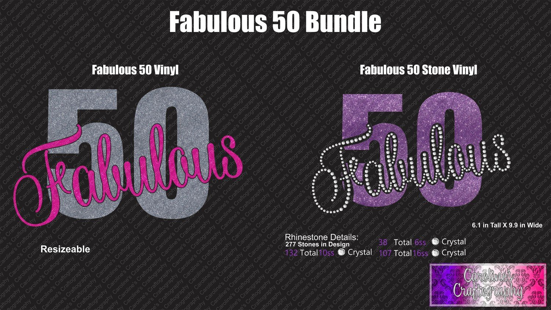 Fabulous Fifty (50) Bundle