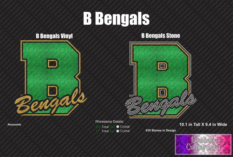 B Bengals Bundle