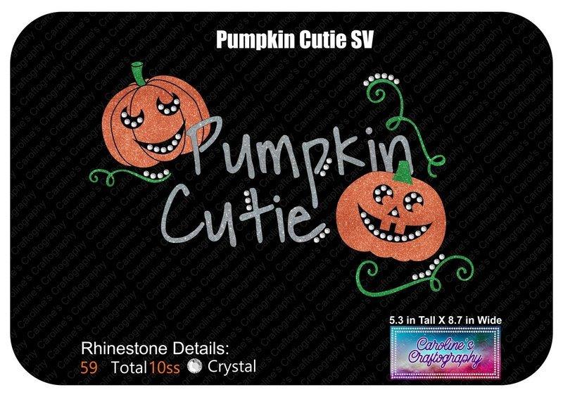 Pumpkin Cutie