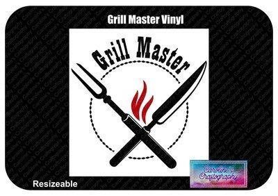 Grill Master Vinyl