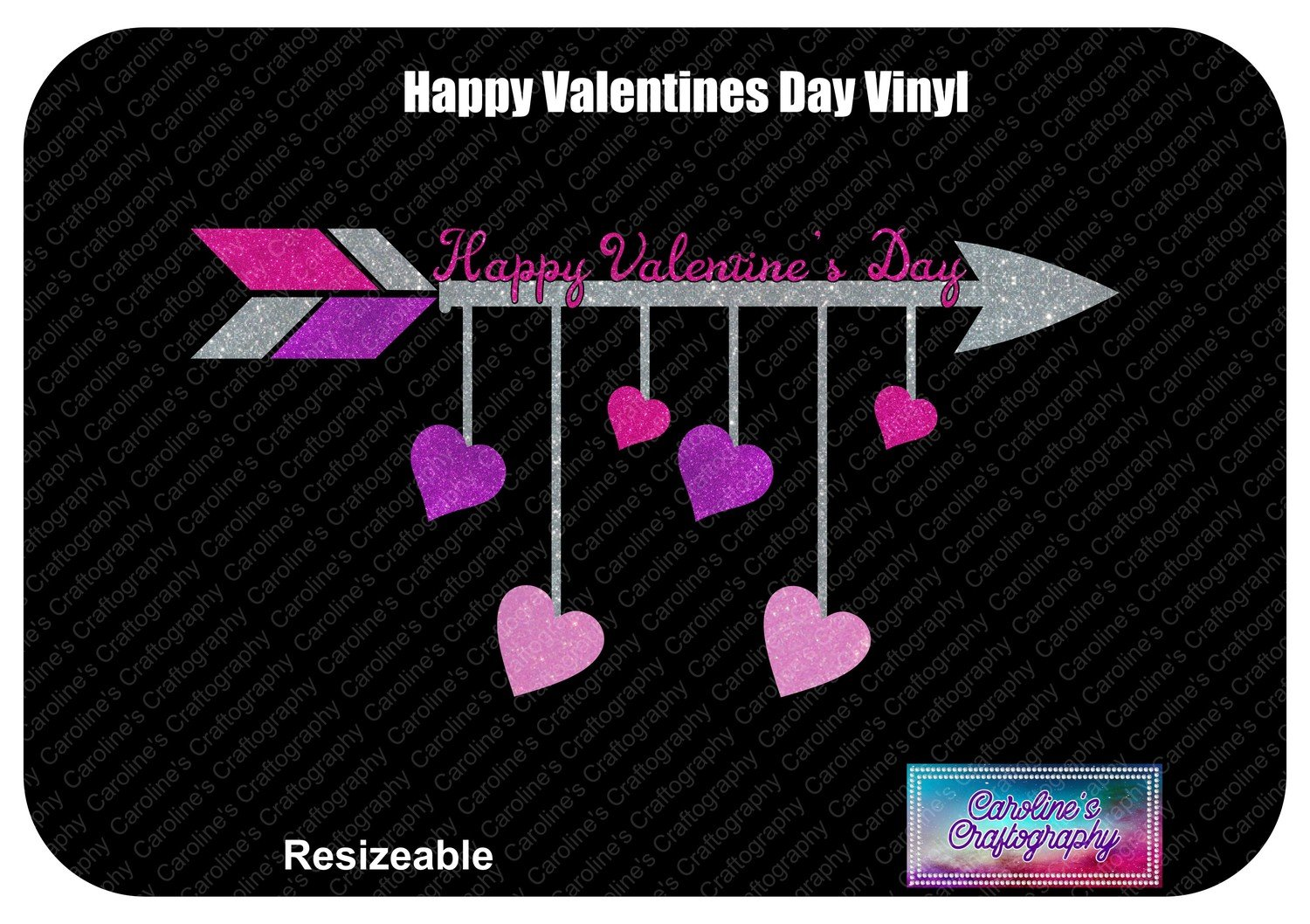 Happy Valentine's Day Vinyl