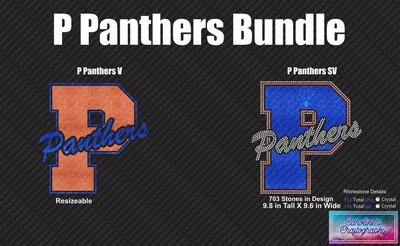 P Panthers Bundle