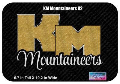 KM Mountaineers Vinyl Shirt
