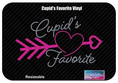 Cupid's Favorite Vinyl