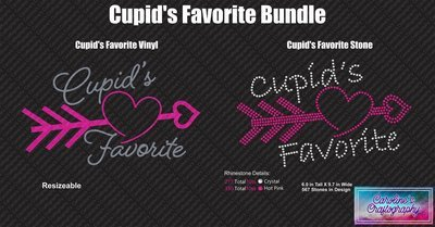 Cupid's Favorite Bundle