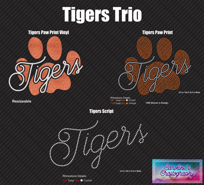 Tigers Trio
