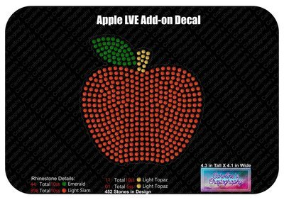 Apple Decal LVE Add-on