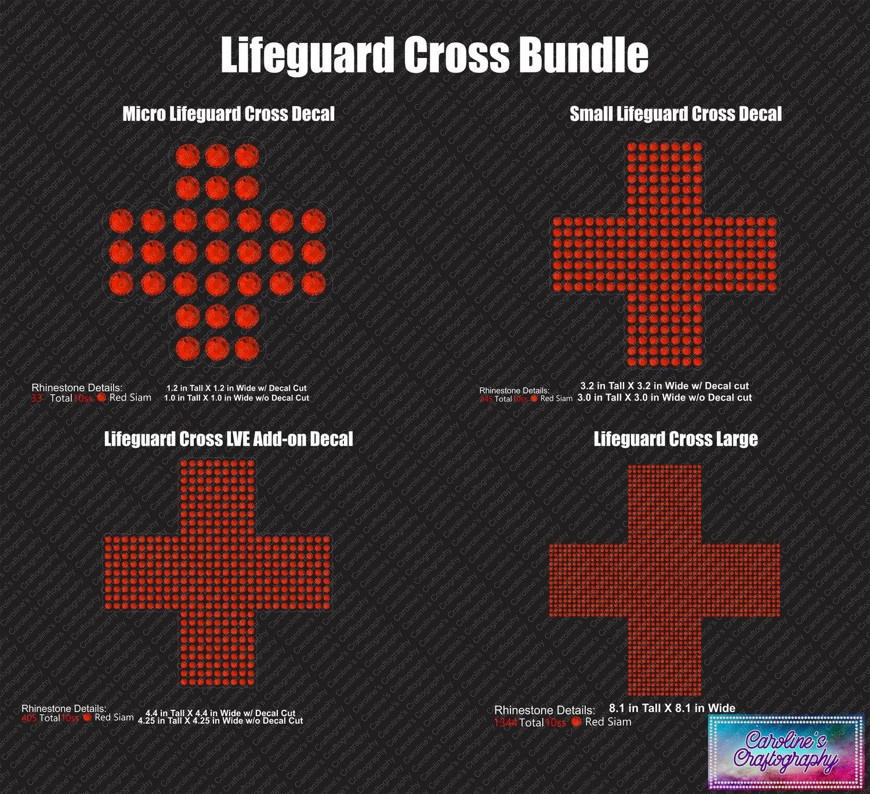 Lifeguard Cross Bundle