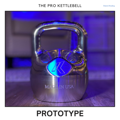 The Pro Kettlebell (First Release Deposit)