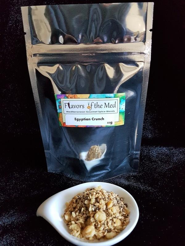 Egyptian Crunch (Nut-Free Dukkah)