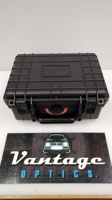 Radio/Accessory Weather Proof Storage Case