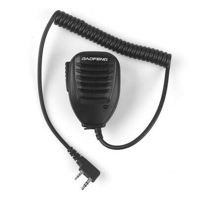 Baofeng Speaker Mic -K Plug -UV-5R