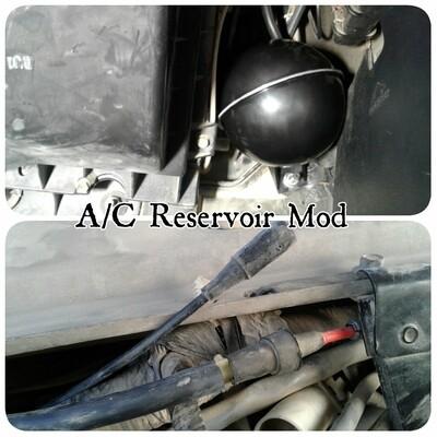 VO Ford AC Vacuum Reservoir Repair Kit