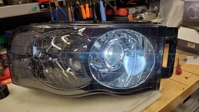 Dodge Ram Third Gen HID Projector Retrofit Headlight Kit