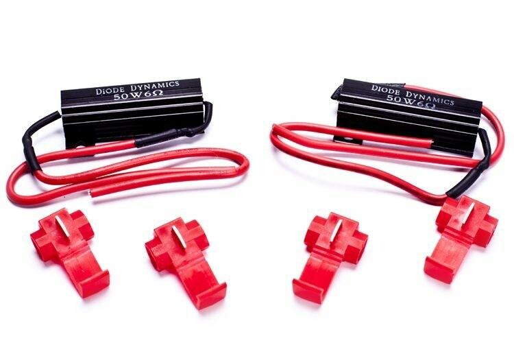 Diode Dynamics LED Resistor Kit