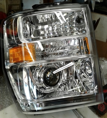 2008-2014 Ford Econoline OEM+ HID Projector Headlights