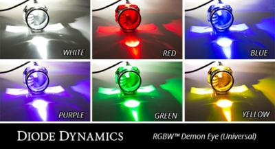 Diode Dynamics RGBW Pro Demon Eyes