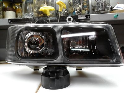 Chevrolet/GMC Express/Savana Projector Retrofit Headlights