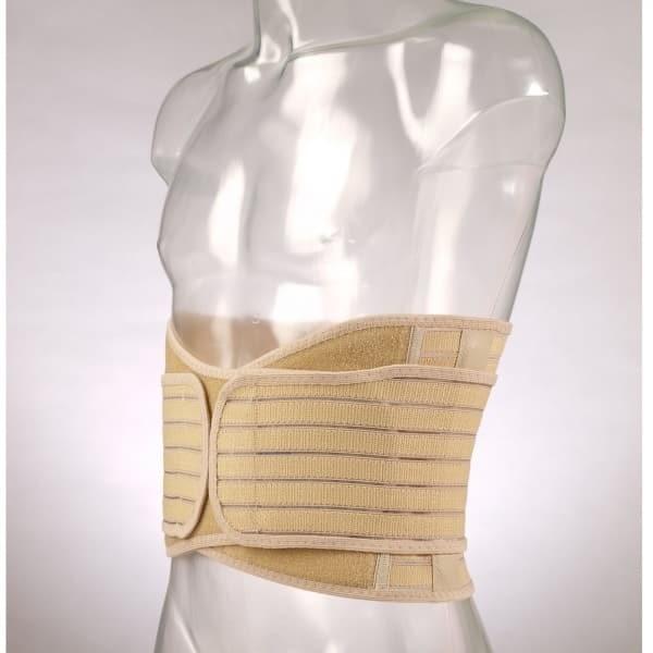 Поясничный эластичный корсет усиленный пластинами Fosta F 5210