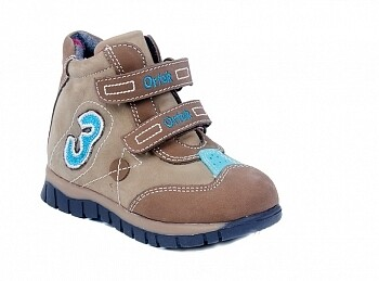 Ортопедическая обувь ботинки детские ORTEK 72376