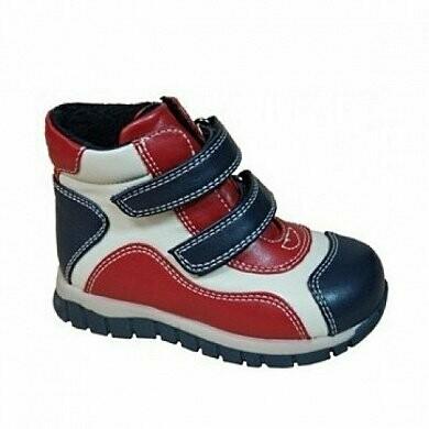 Ортопедическая обувь ботинки детские ORTEK 70928