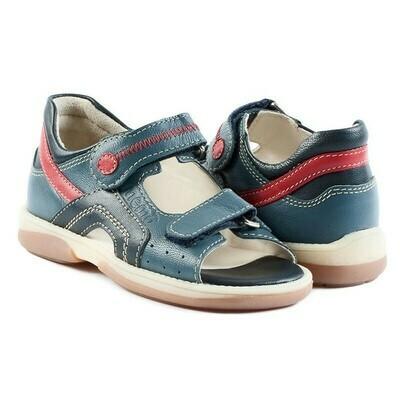 Ортопедическая обувь ботинки детские Memo Szafir