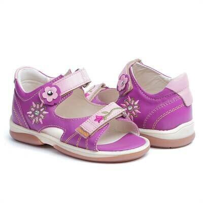 Ортопедическая обувь ботинки детские Memo Jaspis
