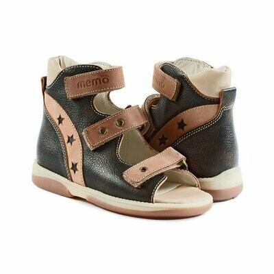 Ортопедическая обувь ботинки детские Memo Viktor