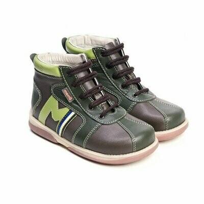Ортопедическая обувь ботинки детские Memo Rugby