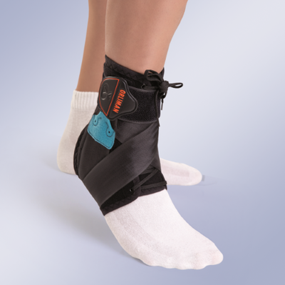 EST-090 Orliman Ортез голеностопный на шнуровке