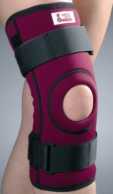 ORTEX 04D Ортез коленного сустава с гибкой армировкой