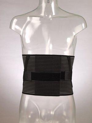 Корсет поясничный эластичный с упругими пластинами F 5502