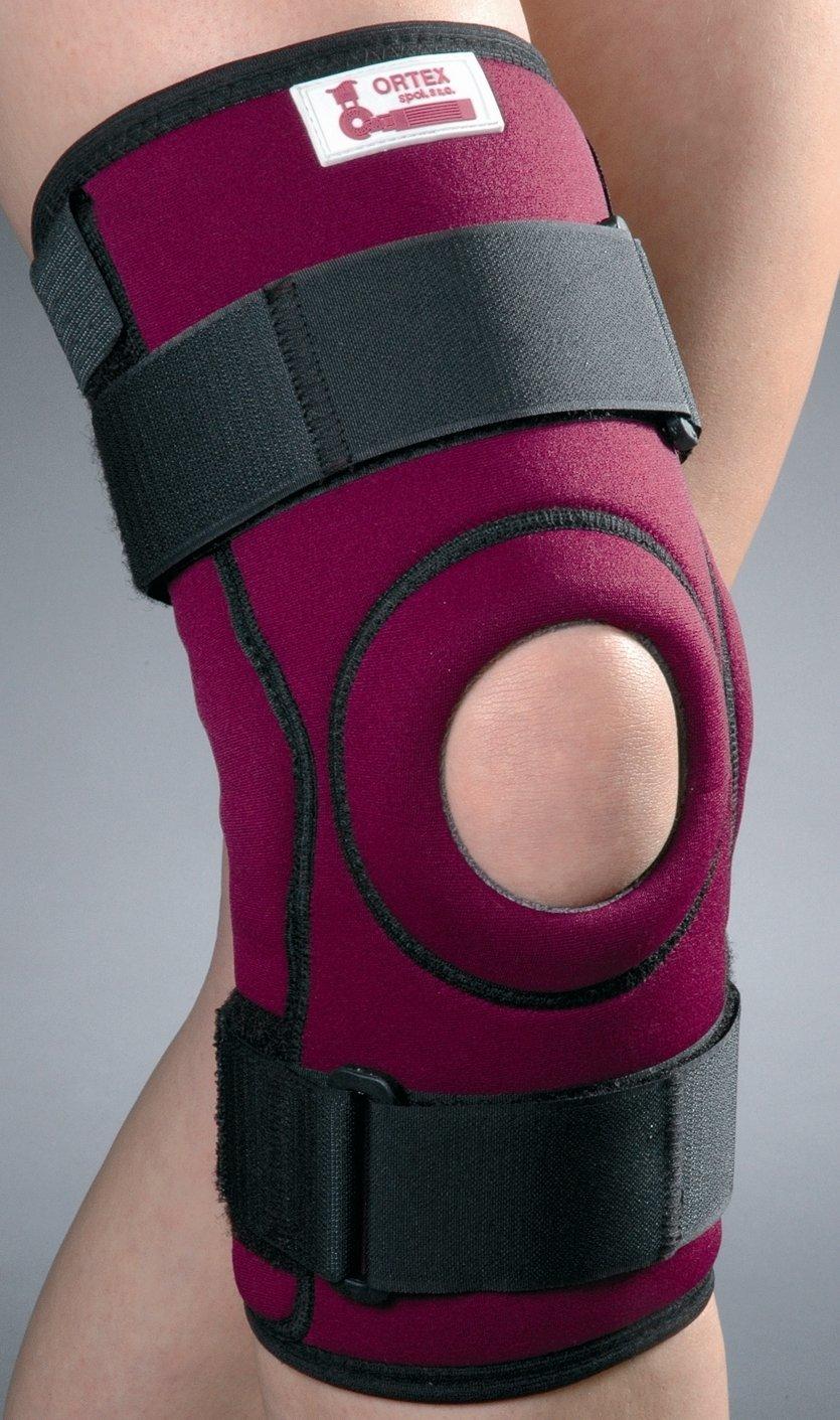 ORTEX 04C Ортез коленного сустава с двухосевым шарниром