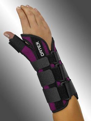 ORTEX 028 Фиксирующий ортез запястья и большого пальца руки