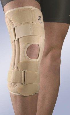 6103-A/7103-A Ортез коленный со спиральными ребрами жесткости Orliman
