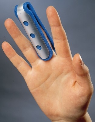 ORTEX 016 Набор шин для фиксации пальцев руки