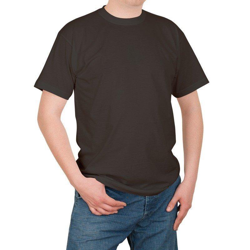 T-shirt Fruit Of The Loom - Noir-M