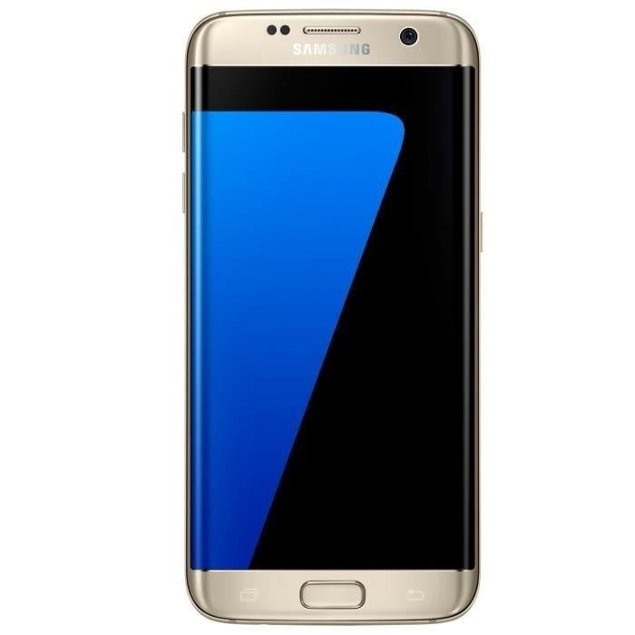 Samsung Galaxy S7 edge - Or
