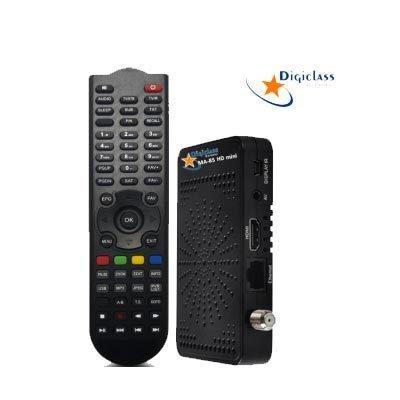 Recepeteur satellite Digiclass MINI MA-75 HD - Sans Clé wifi Avec Abonnement 12 mois IPTV