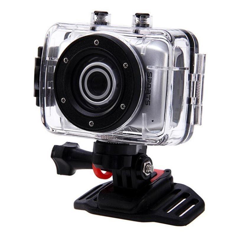 Camera de sports HD avec accessoires