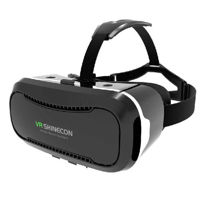 Casque VR de réalité virtuelle immersive pour Smartphones - Qualité supérieure