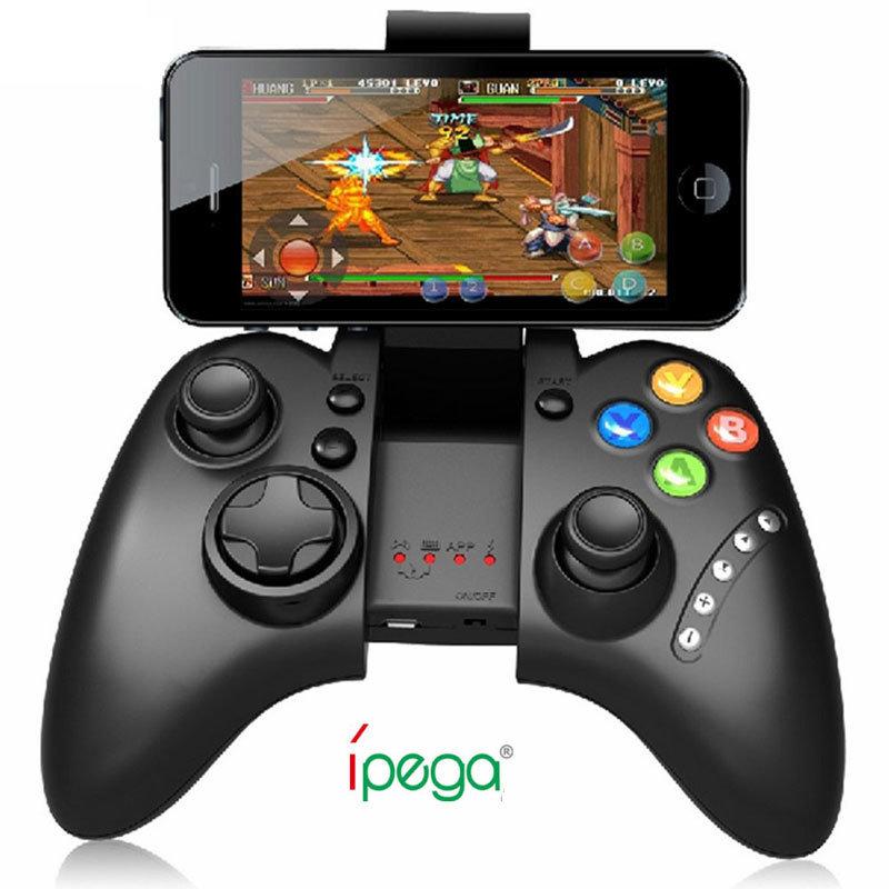 Manette de jeux bluetooth pour smartphones - ipega