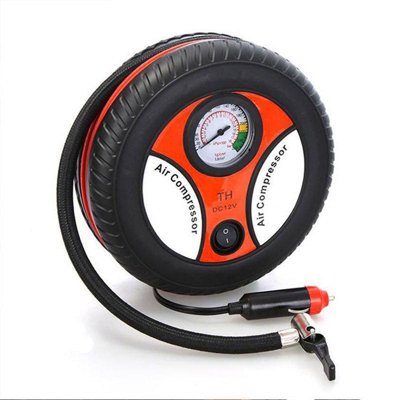 Mini compresseur et pompe portative d'air pour pneus de voiture