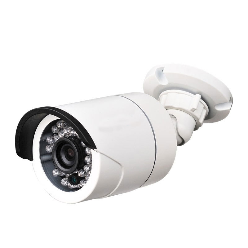 Camera de sécurité étanche AHD, 2MP & 3.6mm