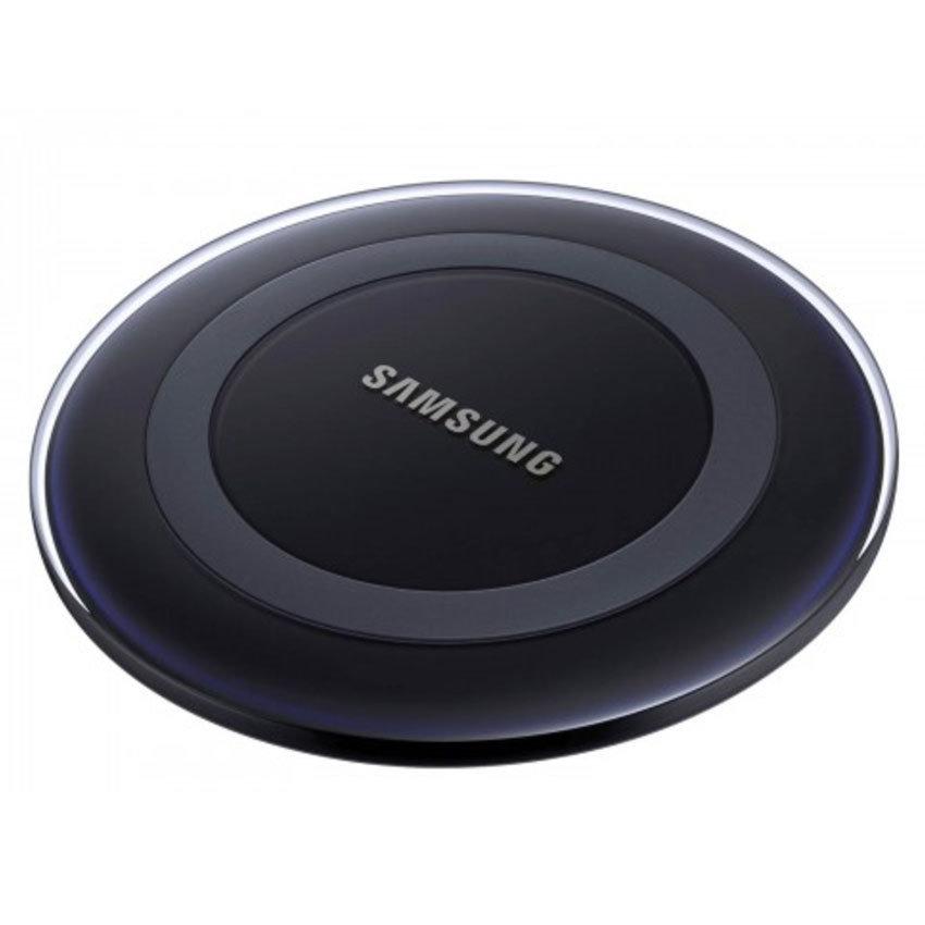 Chargeur sans fil QI Station Samsung pour smartphones & iPhone8 et iPhoneX - Noir