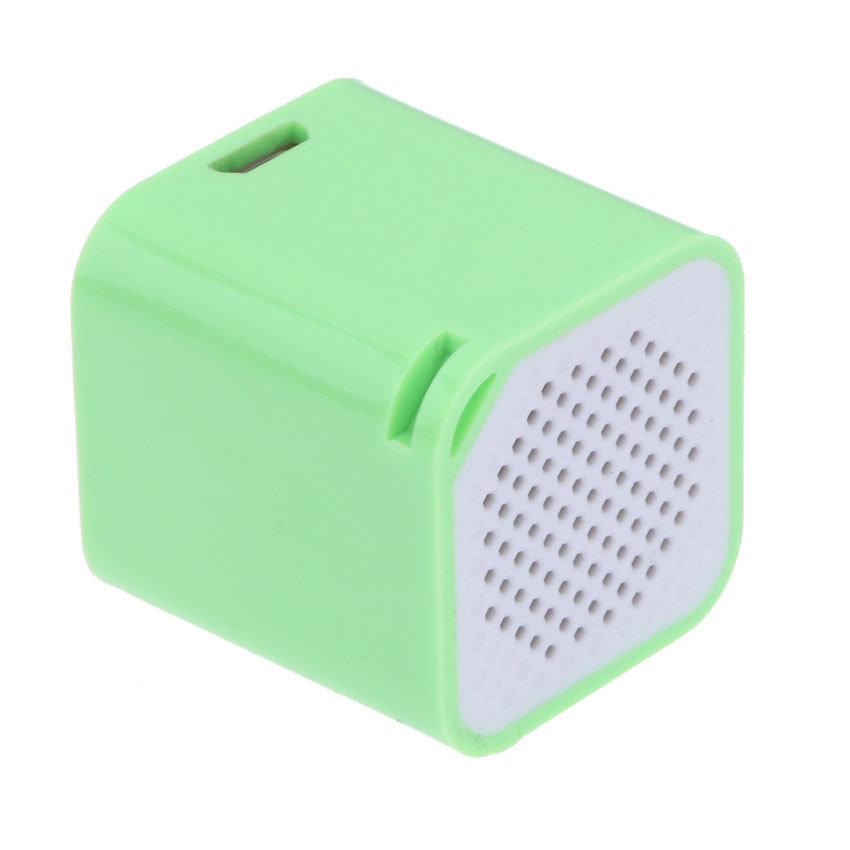 SMARTBOX, mini haut-parleur Bluetooth et anti-perte pour smartphones - Vert